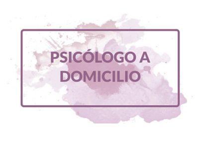 Psicólogo a Domicilio